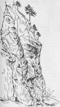 «Энциклопедия», маршруты № 1—4 (вид слева)