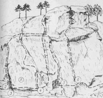 Озерный массив (вид с воды)